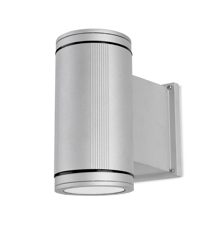 Hit Cylinder G12 Commercial Up Down Wall Light
