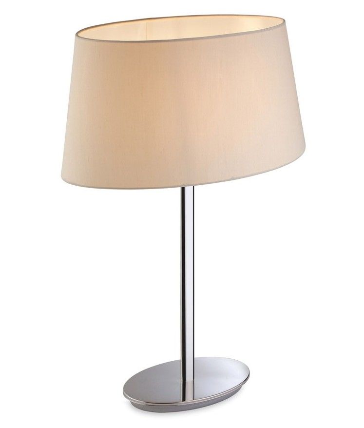 Oval Shade Table Lamp