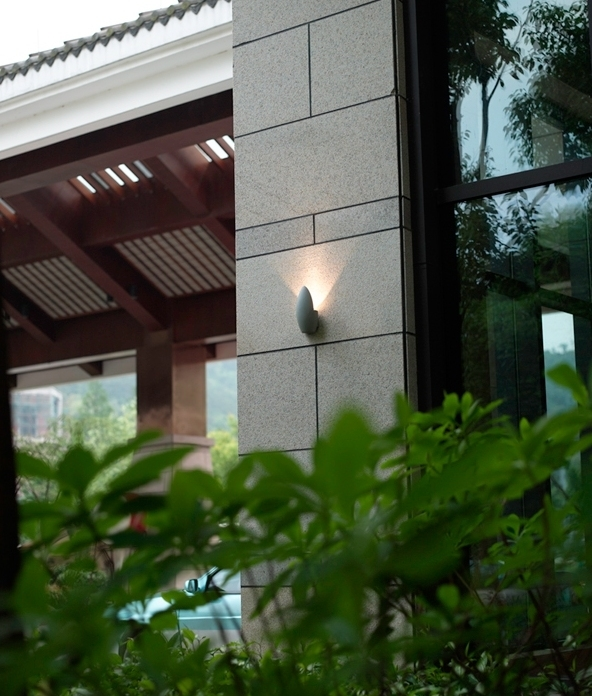 Outdoor IP54 Wall Uplighter
