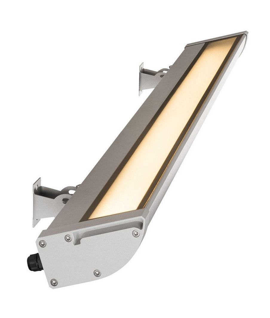 Led Linear Exterior Wall Light For Facades