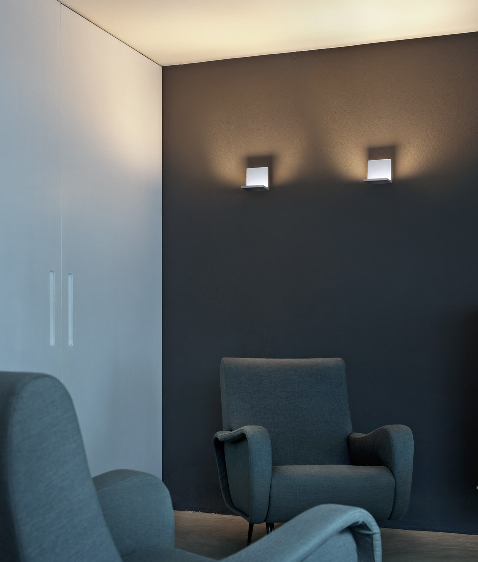 Hide S And Hide L Wall Lights By Flos With LEDs