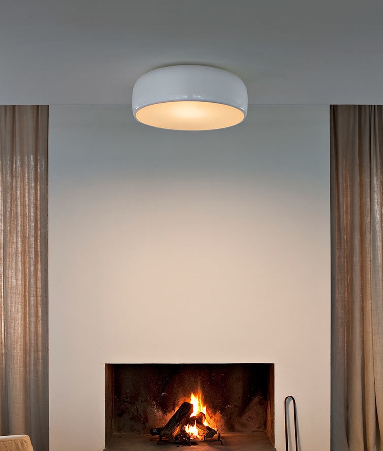 Flos Smithfield C A Modern Ceiling Light From Flos