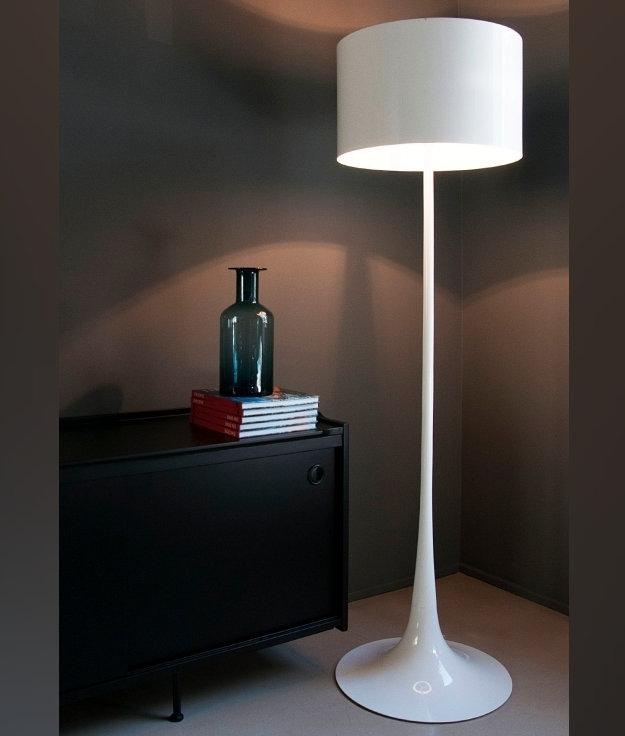 Flos Spun Light F Floor Lamp