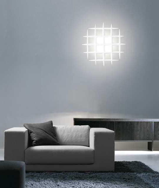 Gemme Designer Plaster Wall Light