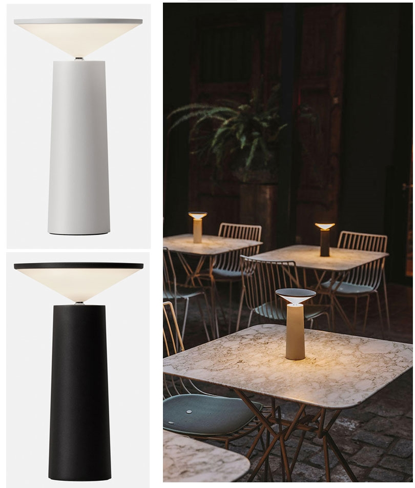 Rechargeable Table Lamp The Lamp