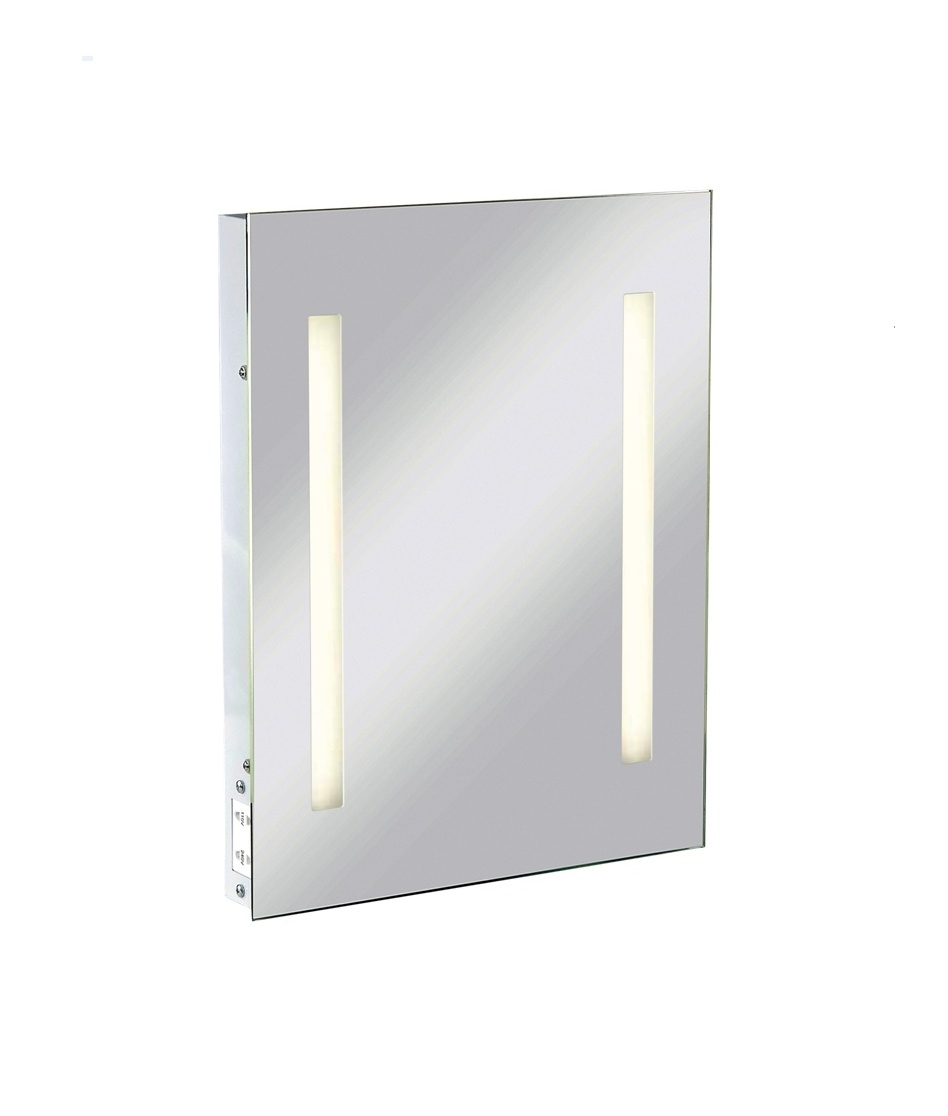 illuminated bathroom cabinet with shaver point 27 bathroom mirrors with lights and shaver point 25550