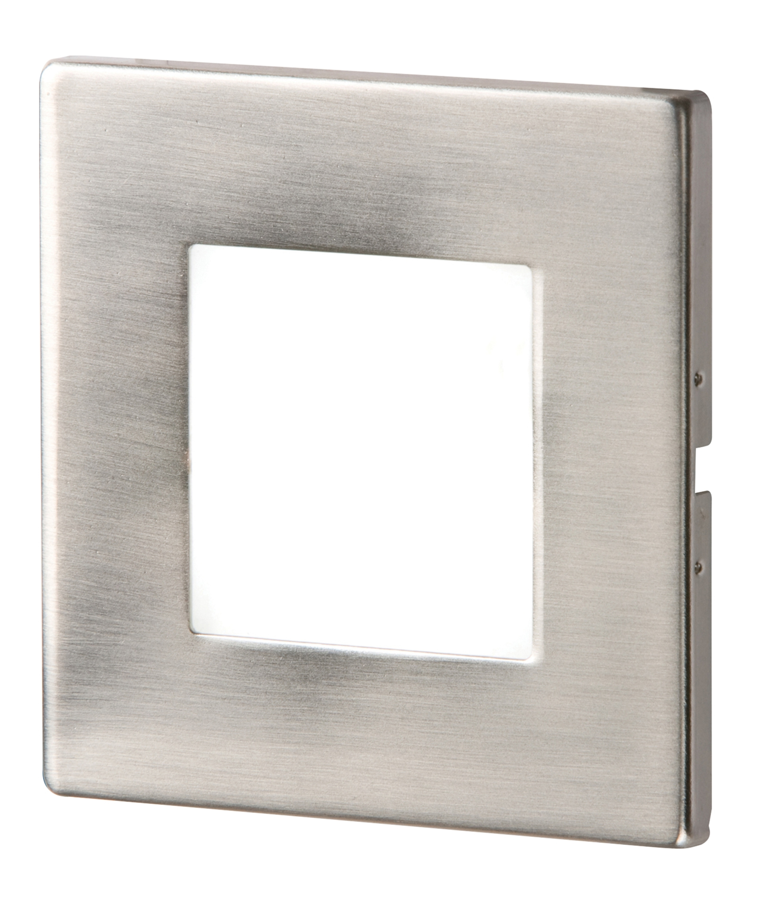 White Or Blue Led Square Low Level Recessed Light