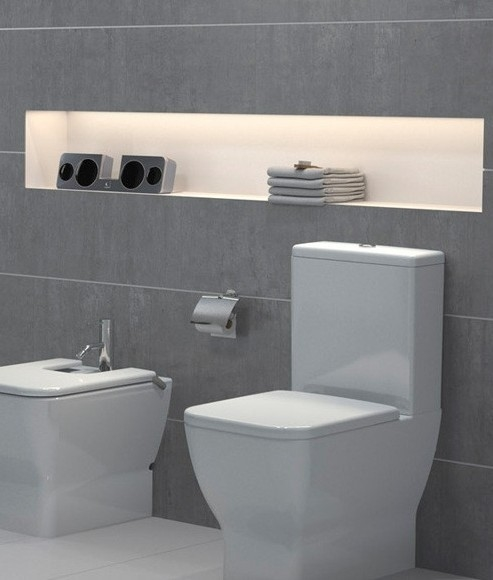 Cct Bathroom Ip65 White Led Tape