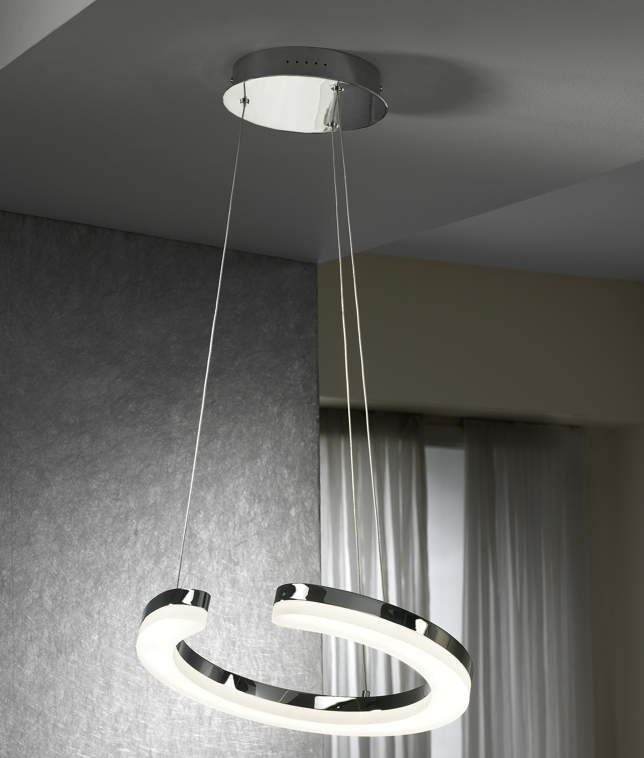 Wire Suspended Lighting