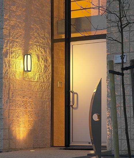 Modern Outdoor Box Light