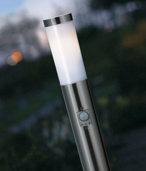 Pir Mini Bollard Light For Exterior Use
