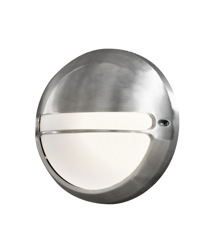 Orbital round external wall light with ip44 rating orbital round external wall light mozeypictures Gallery