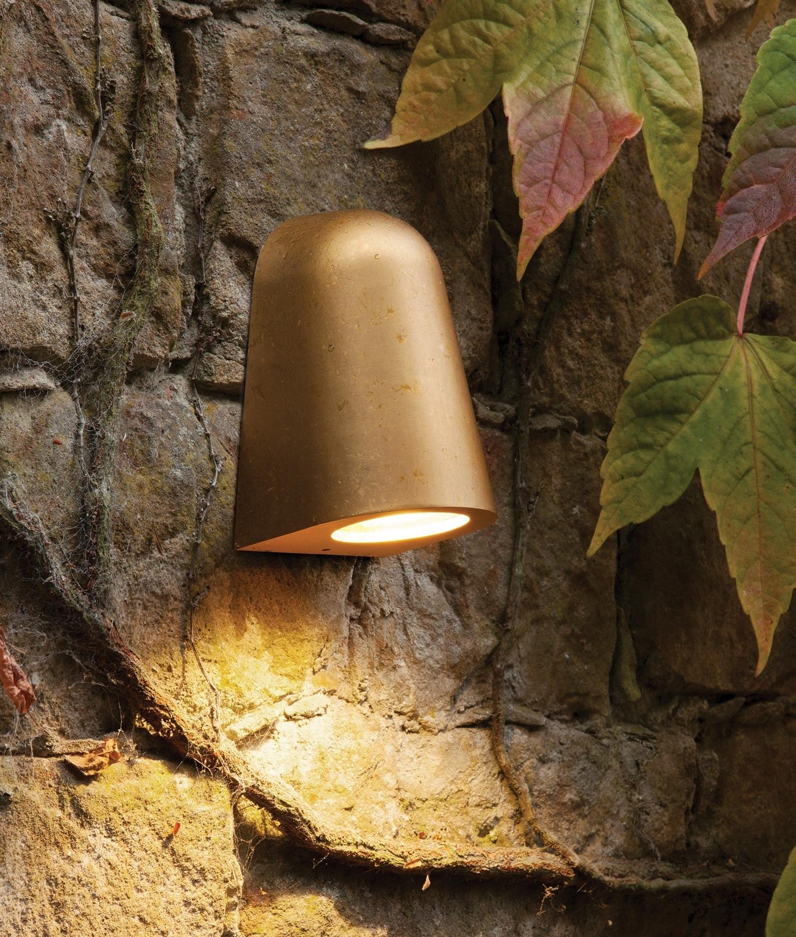 Outdoor Mast Downlight Ip65 Rated