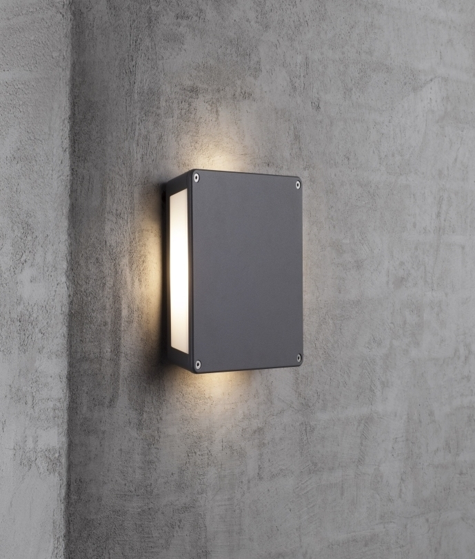 Exterior Wall Washing Square Flush Light