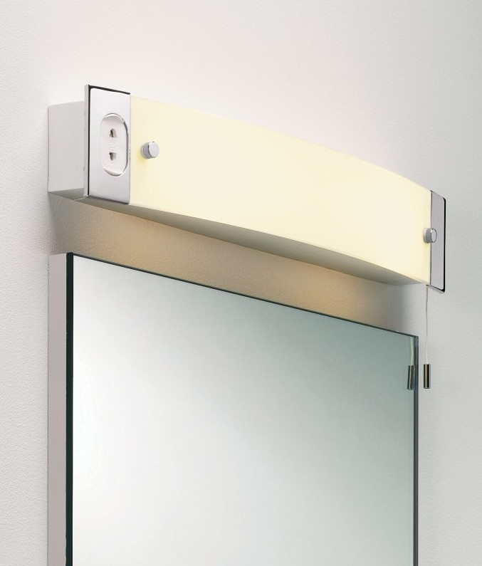 Stylish Over Mirror Shaver Light