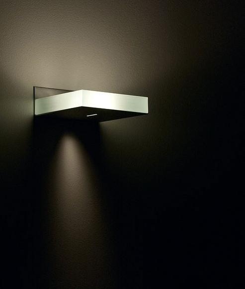 Pinslot Square Wall Light