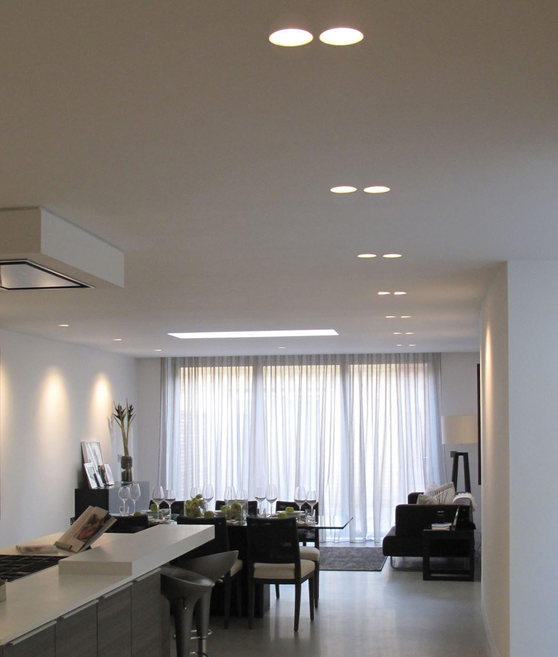 Great How To Wire Multiple Downlights Ideas - Electrical System ...