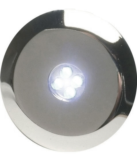 Super Bright Round LED Plinth Lights
