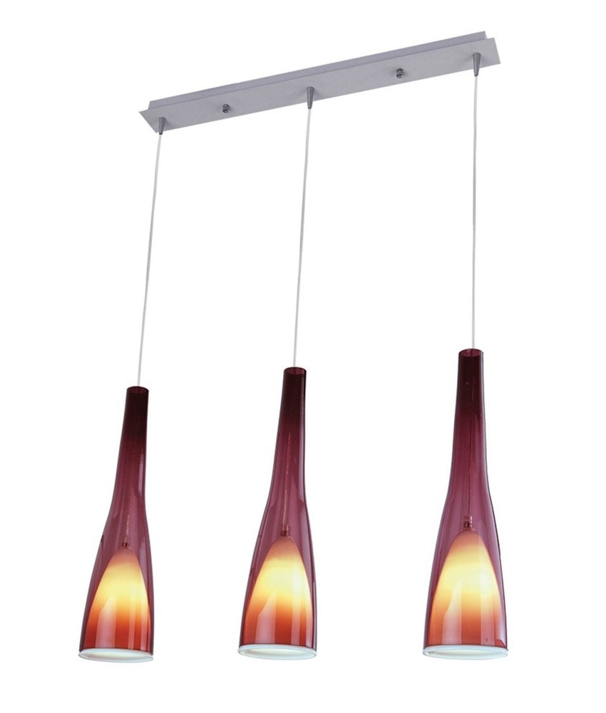 Exceptional Gorgeous Dual Colour Pendant Single, Triple And Six Light ...