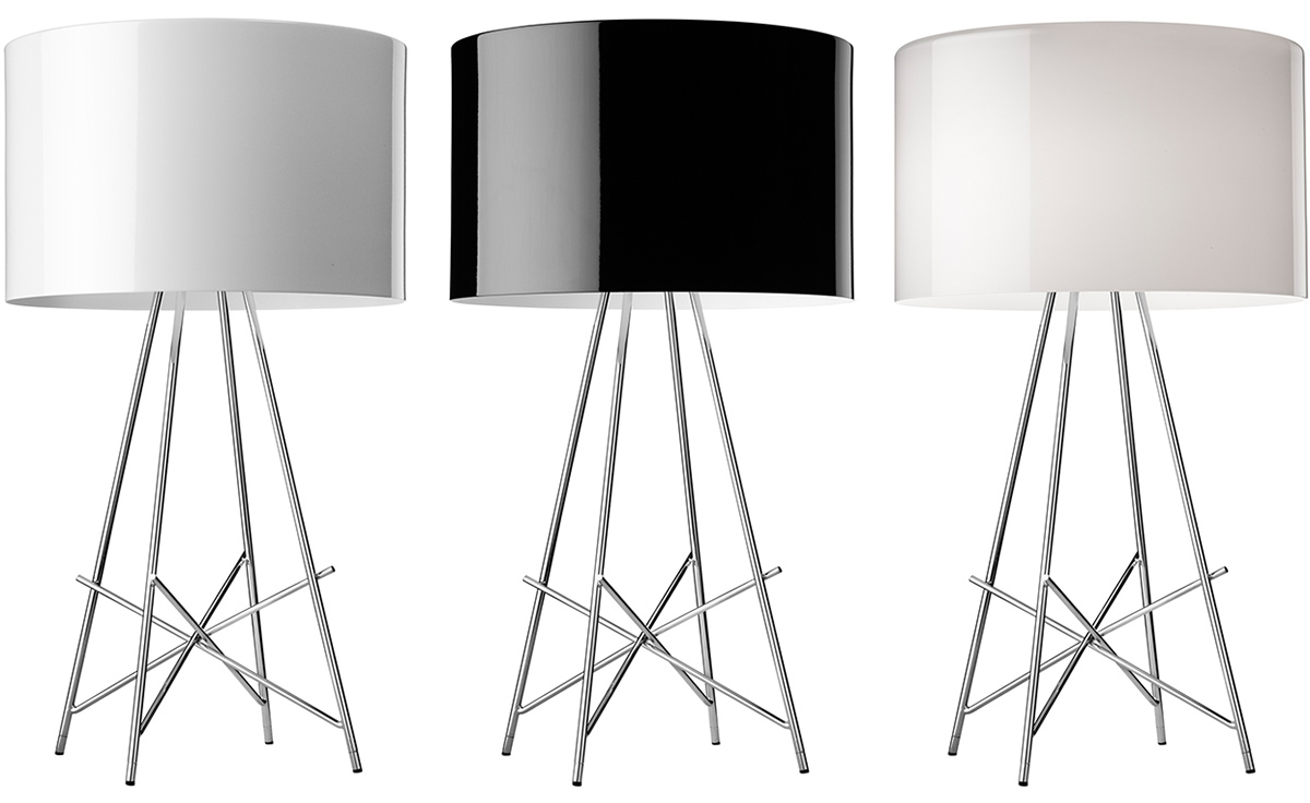 Ray t table lamp by flos for Flos ray t table lamp