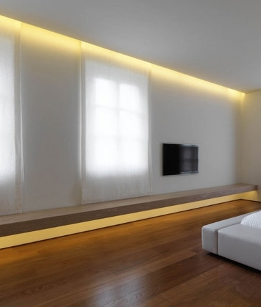 Recessed plaster lighting for wall washing effect recessed plaster for wall wash lighting aloadofball Image collections