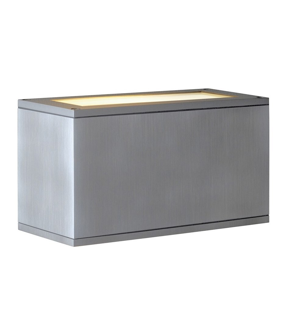 Moon Wall Light Remote Control : Rectangular Up and Down Wall Light