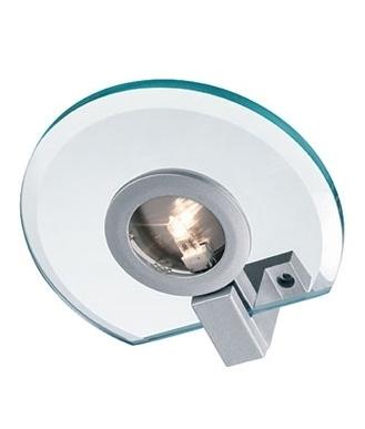 Round Glass Under Cabinet Light
