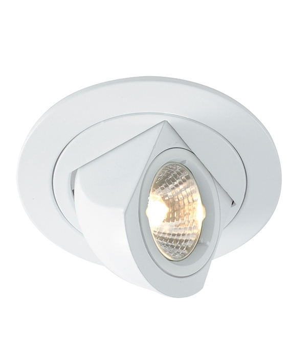 Scoop Downlight For 50w Mr16 Lamps