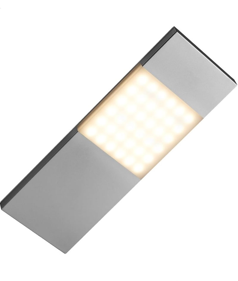 Led Under Cabinet Surface Mounted Light: Slim Surface Mounted Under Cabinet Spot Lighting