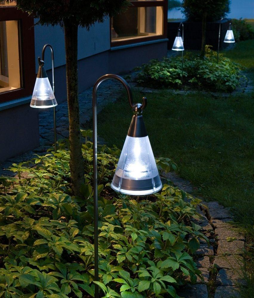 chrome hanging solar lantern. Black Bedroom Furniture Sets. Home Design Ideas