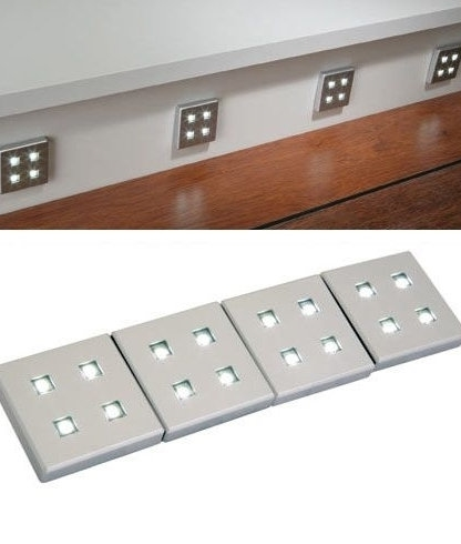 Square LED Plinth Lights