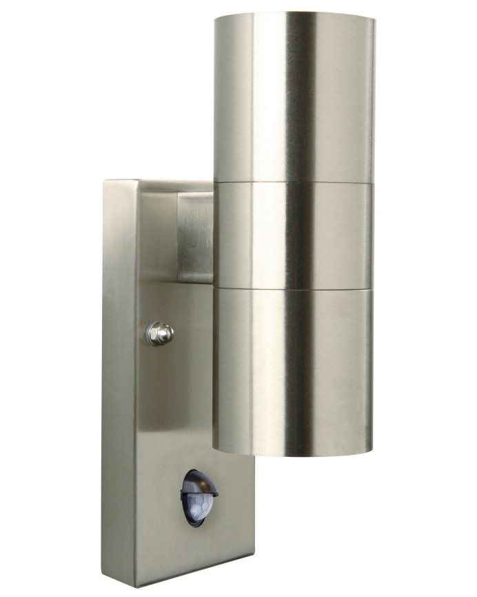 PIR Stainless Steel Up & Down