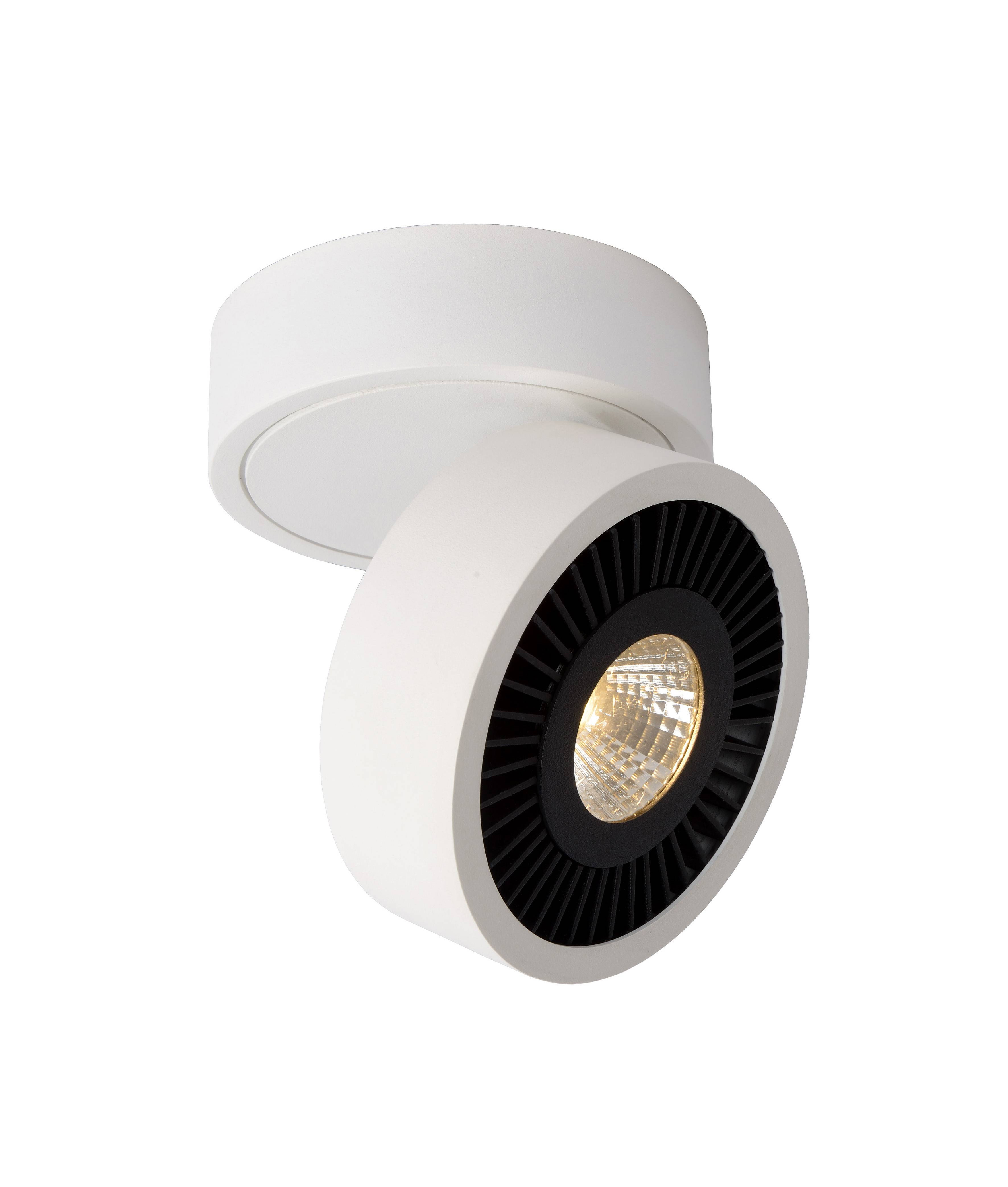 Surface Mounted White Adjustable Led Downlight