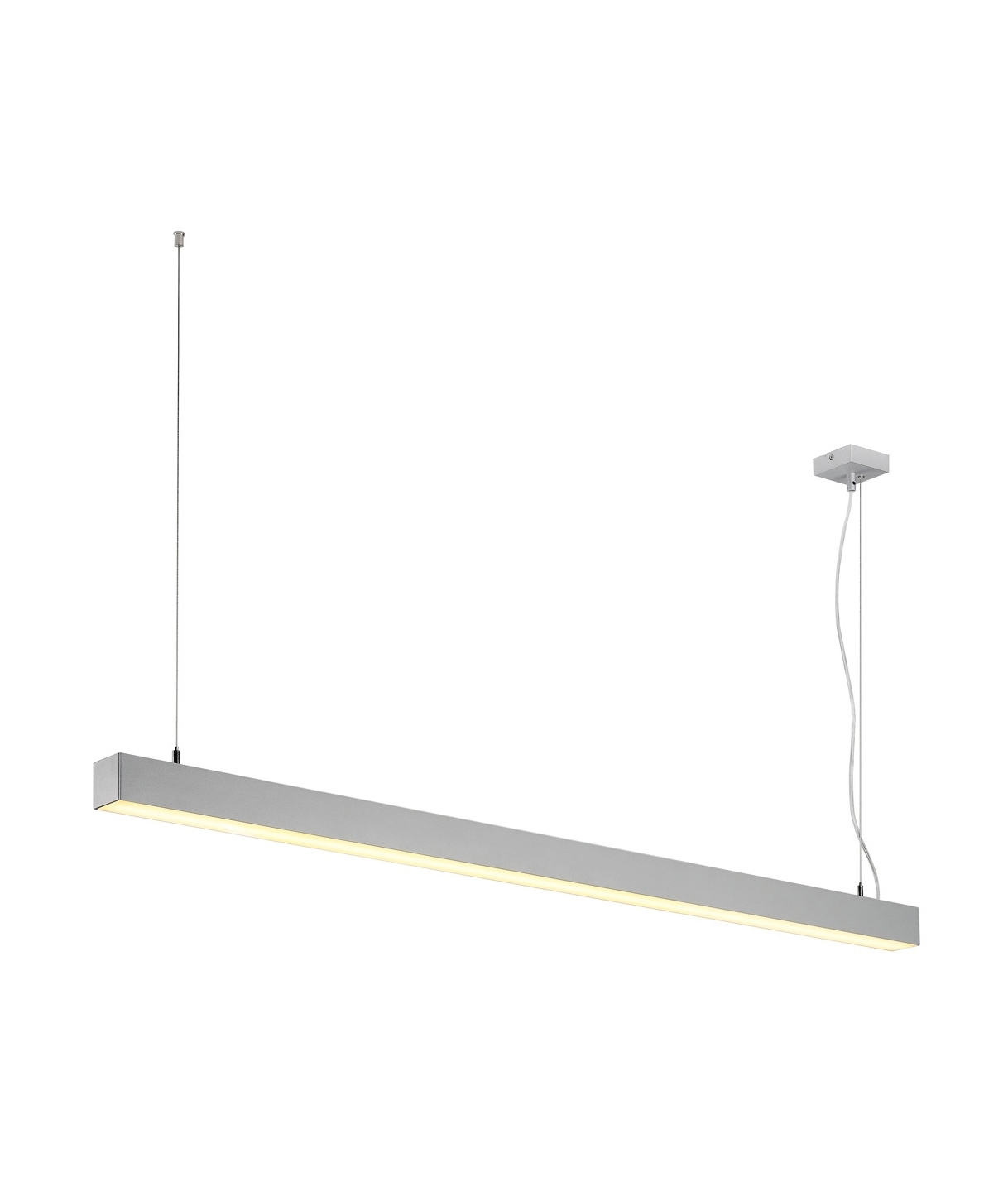 Aluminum Amp Frosted Diffuser Led Linear Light
