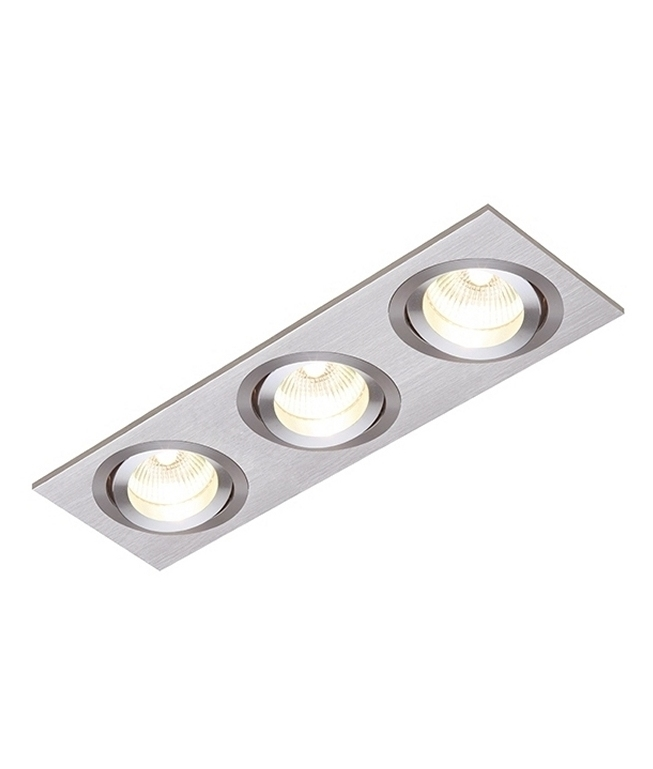 Multiple Recessed Downlights For Kitchens | Lighting Styles