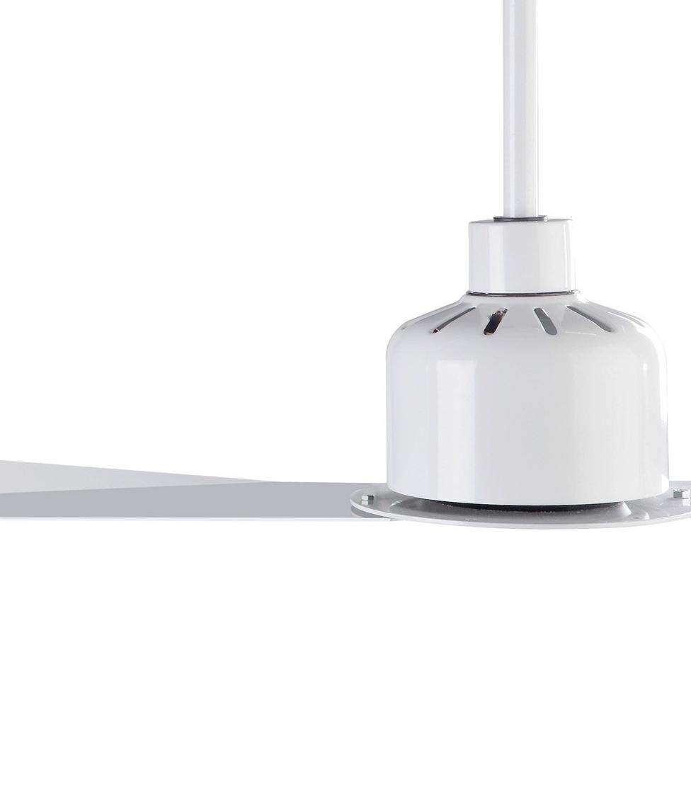 modern white ceiling fan with light. modern white ceiling fan with light i