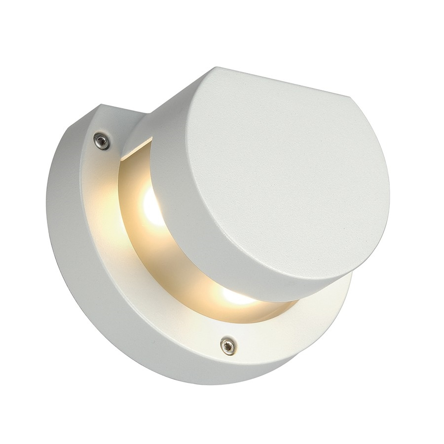 LED Exterior Wall Light - Two Finishes