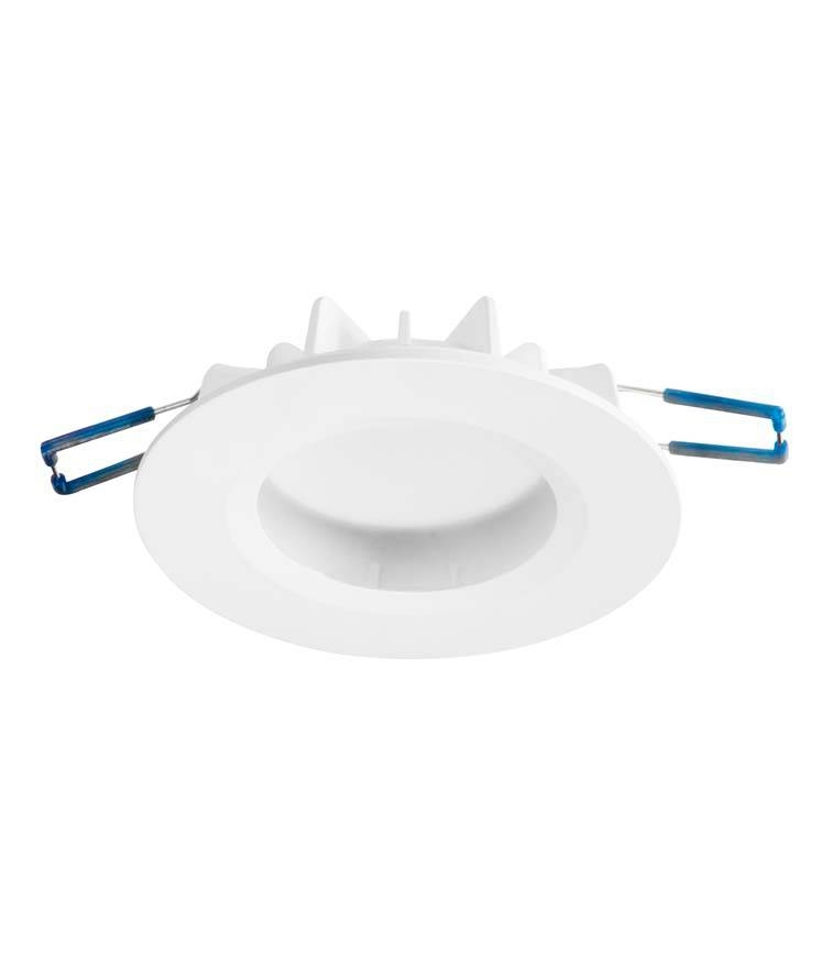 This Low Glare Round Downlight With Leds Has A Backlit