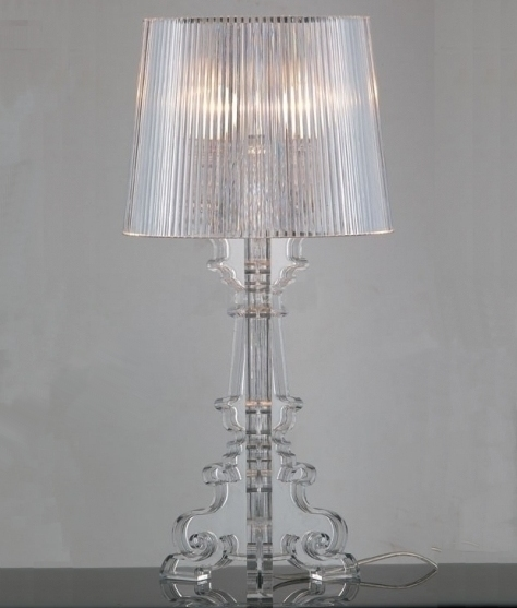 Kartell Bourgie Style Table Lamp
