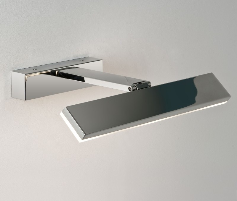bathroom above mirror lighting. led mirror or picture light ip44 adjustable head bathroom above lighting