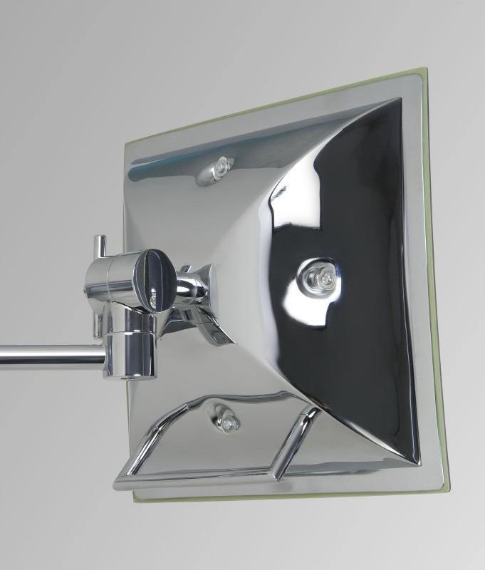 Bathroom Vanity Mirror For Shaving Or Applying Make Up