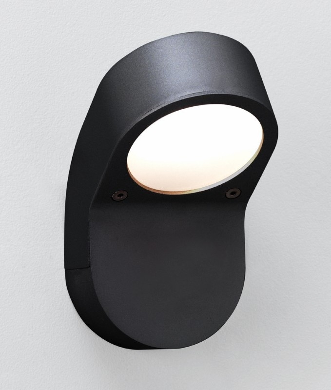 Subtle Low Energy Exterior Wall Light Good For Use At Low