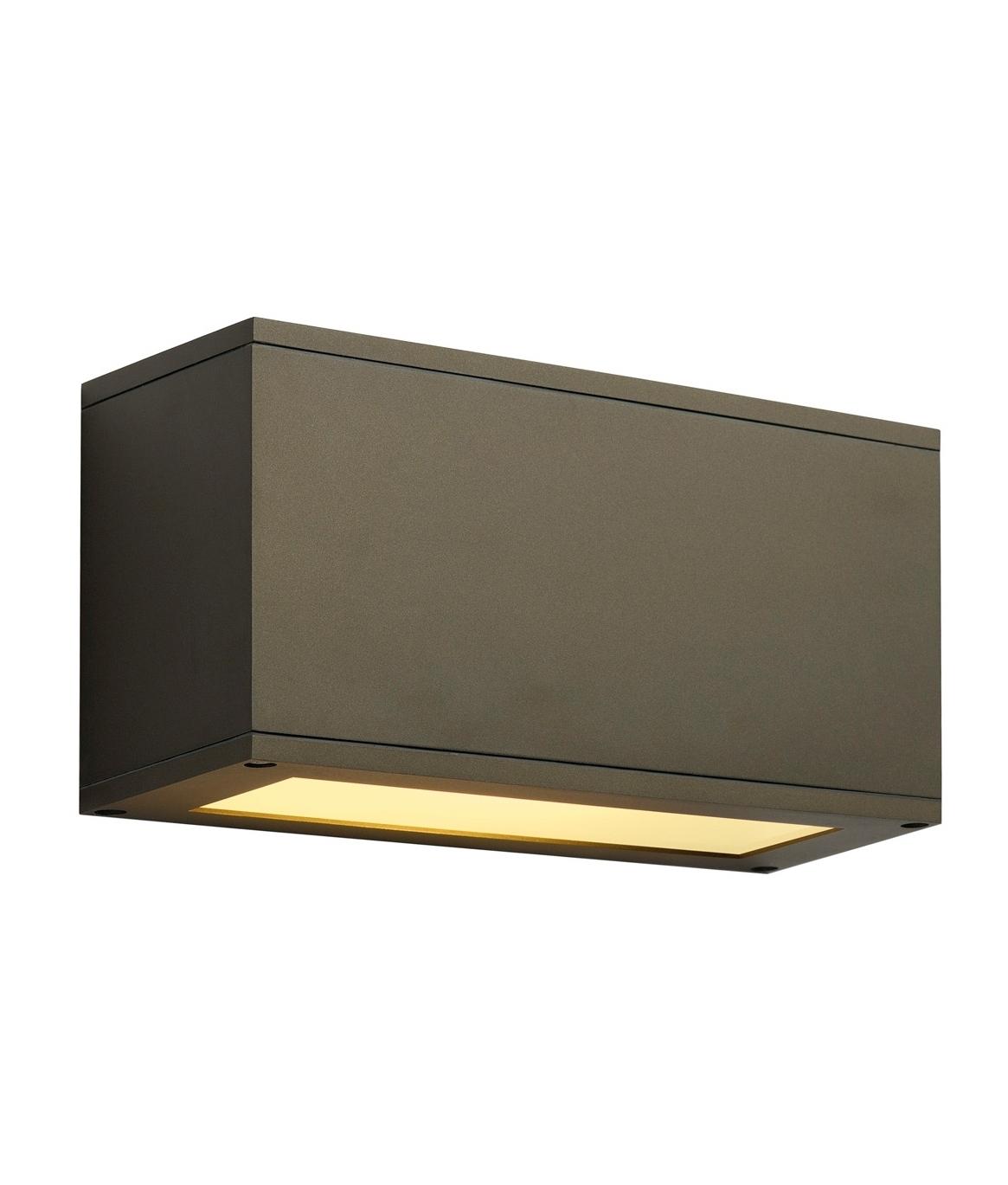 Rectangular Shape Up Amp Down Wall Light