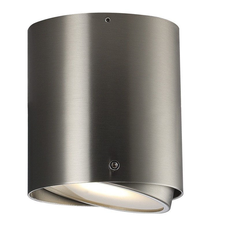 Ip44 surface mounted spotlight adjustable lamp