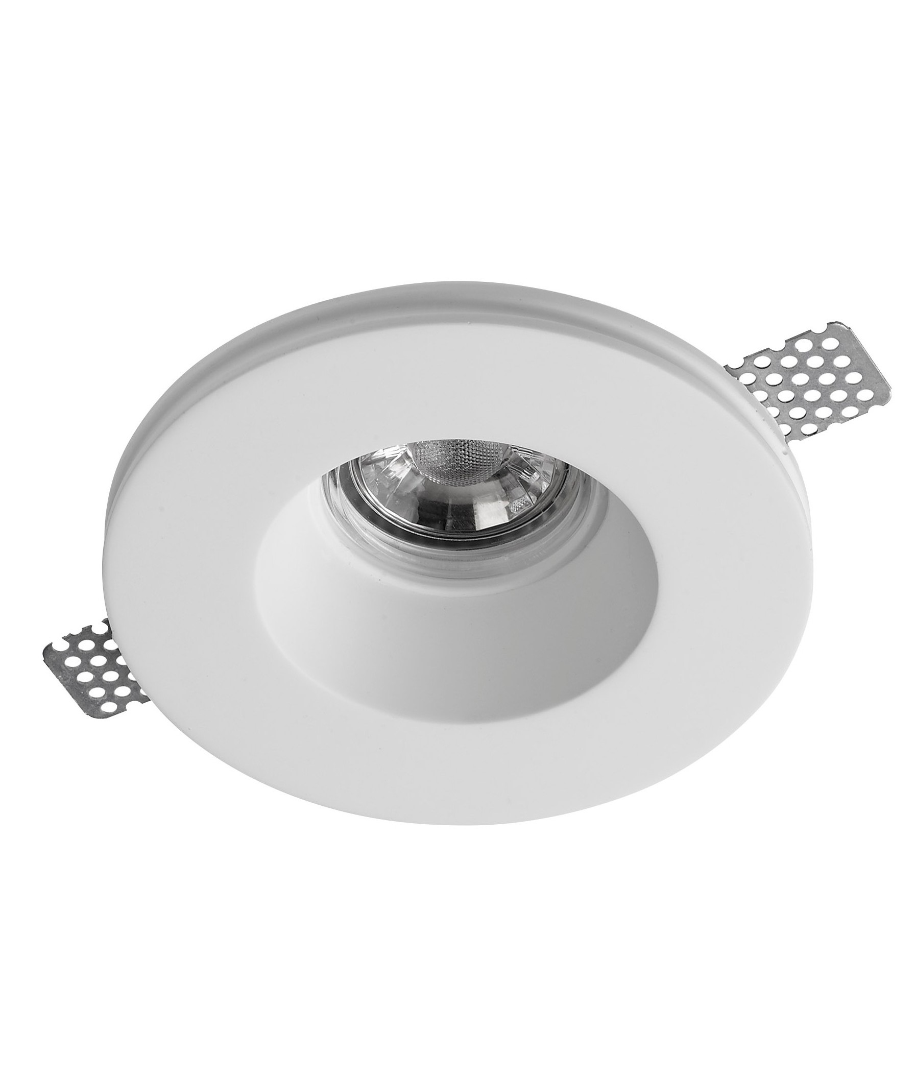 Easy To Install Trimless Downlights Lighting Styles How Wire Recessed Ceiling Lights Howtos Diy Low Glare Plaster In Downlight For 125mm Ceilings
