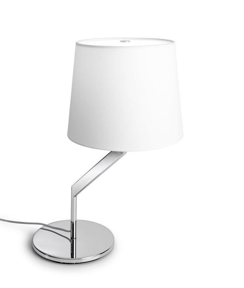 High Quality Off Set Base Bedside Lamp