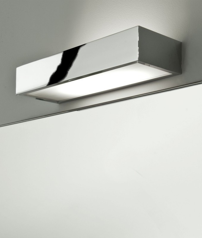 Rectangular Bathroom Over Mirror Light In Four Lengths