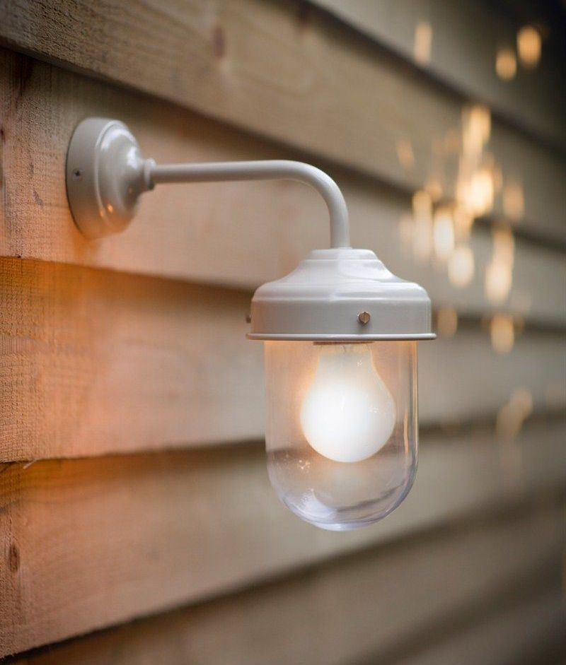 Barn Light Charcoal: Exterior Or Interior Use