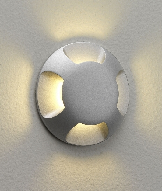 Cute As A Button Led Wall Or Ground Indicator Light