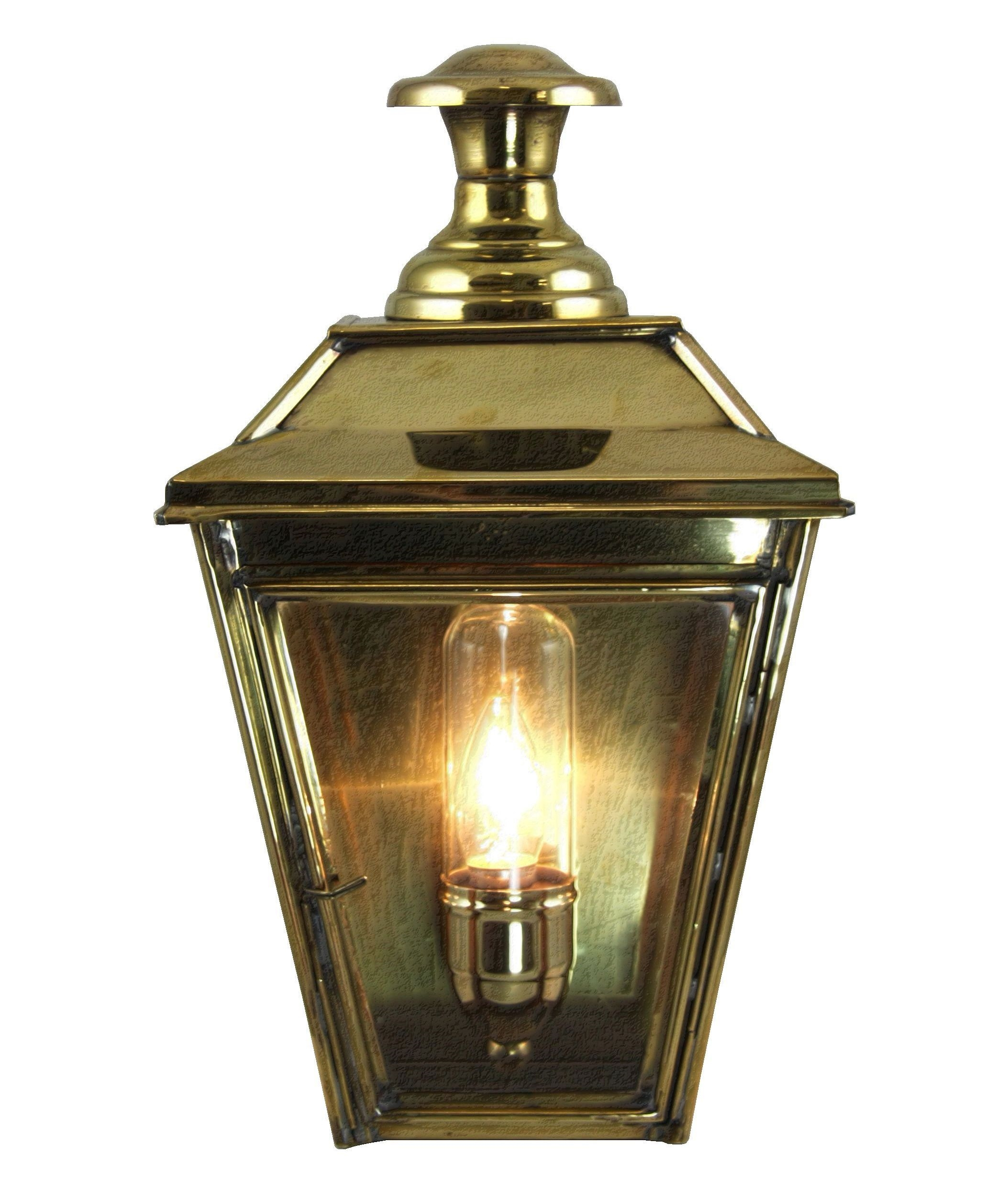 Outdoor Lighting Companies: Exterior Flush Wall Lantern